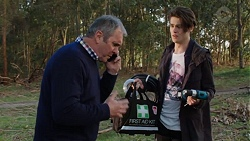 Karl Kennedy, Ben Kirk in Neighbours Episode 7473