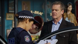Const. Miranda Corby, Paul Robinson in Neighbours Episode 7473