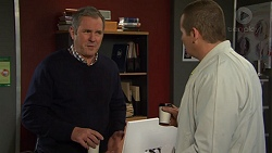 Karl Kennedy, Toadie Rebecchi in Neighbours Episode 7473