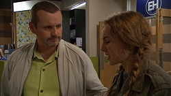 Toadie Rebecchi, Piper Willis in Neighbours Episode 7473