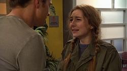 Tyler Brennan, Piper Willis in Neighbours Episode 7473