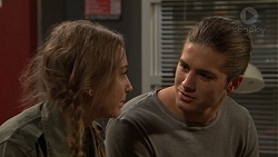 Piper Willis, Tyler Brennan in Neighbours Episode 7473