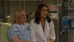 Lauren Turner, Paige Novak in Neighbours Episode 7473