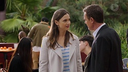 Amy Williams, Paul Robinson in Neighbours Episode 7474