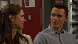 Amy Williams, Jack Callahan in Neighbours Episode 7474