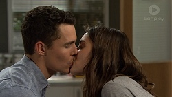 Jack Callahan, Paige Smith in Neighbours Episode 7474