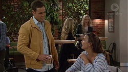 Aaron Brennan, Amy Williams in Neighbours Episode 7474