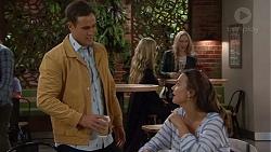 Aaron Brennan, Amy Williams in Neighbours Episode 7474