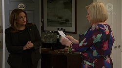 Terese Willis, Sheila Canning in Neighbours Episode 7475