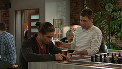 Tyler Brennan, Mark Brennan in Neighbours Episode 7475