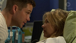Mark Brennan, Steph Scully in Neighbours Episode 7475