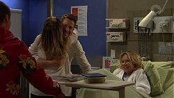 Toadie Rebecchi, Sonya Rebecchi, Mark Brennan, Steph Scully in Neighbours Episode 7475