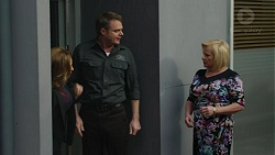 Terese Willis, Gary Canning, Sheila Canning in Neighbours Episode 7476