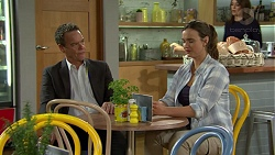 Paul Robinson, Amy Williams in Neighbours Episode 7476