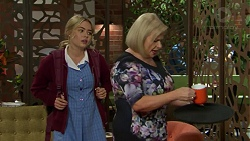 Xanthe Canning, Sheila Canning in Neighbours Episode 7476