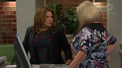 Terese Willis, Sheila Canning in Neighbours Episode 7476
