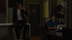 Leo Tanaka, David Tanaka in Neighbours Episode 7478