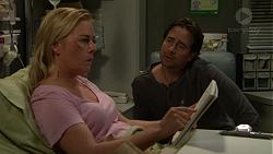 Lauren Turner, Brad Willis in Neighbours Episode 7478
