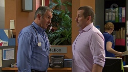 Karl Kennedy, Toadie Rebecchi in Neighbours Episode 7479