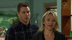 Mark Brennan, Steph Scully in Neighbours Episode 7479