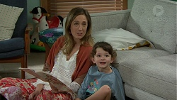 Sonya Mitchell, Nell Rebecchi in Neighbours Episode 7480