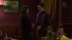 Paige Novak, Jack Callaghan in Neighbours Episode 7480