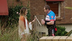 Sonya Mitchell, Toadie Rebecchi in Neighbours Episode 7480