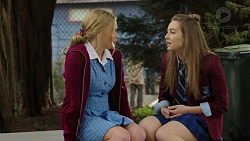 Xanthe Canning, Piper Willis in Neighbours Episode 7481