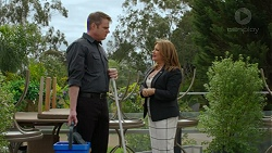Gary Canning, Terese Willis in Neighbours Episode 7481
