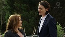 Terese Willis, Leo Tanaka in Neighbours Episode 7481