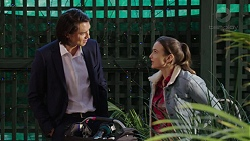 Leo Tanaka, Amy Williams in Neighbours Episode 7481