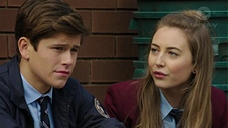 Angus Beaumont-Hannay, Piper Willis in Neighbours Episode 7481