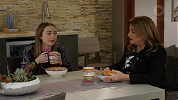 Piper Willis, Terese Willis in Neighbours Episode 7482