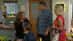 Terese Willis, Gary Canning, Brooke Butler in Neighbours Episode 7482