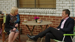 Sheila Canning, Paul Robinson in Neighbours Episode 7483