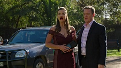 Amy Williams, Paul Robinson in Neighbours Episode 7483