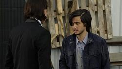 Leo Tanaka, David Tanaka in Neighbours Episode 7483