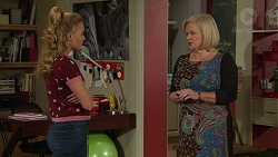 Xanthe Canning, Sheila Canning in Neighbours Episode 7483