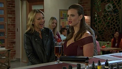 Steph Scully, Amy Williams in Neighbours Episode 7483