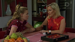 Xanthe Canning, Brooke Butler in Neighbours Episode 7483