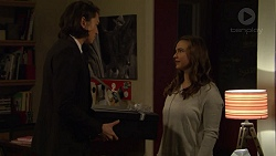 Leo Tanaka, Amy Williams in Neighbours Episode 7483