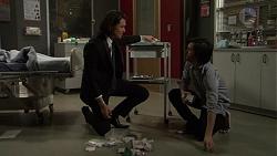 Leo Tanaka, David Tanaka in Neighbours Episode 7484