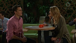 Jack Callaghan, Simone Bader in Neighbours Episode 7484