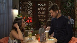 Paige Smith, Mark Brennan in Neighbours Episode 7484