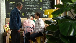 Karl Kennedy, Angus Beaumont-Hannay in Neighbours Episode 7485