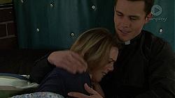 Simone Bader, Jack Callahan in Neighbours Episode 7485