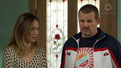 Sonya Mitchell, Toadie Rebecchi in Neighbours Episode 7486