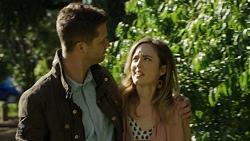Mark Brennan, Sonya Mitchell in Neighbours Episode 7486