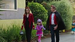 Sonya Rebecchi, Nell Rebecchi, Toadie Rebecchi in Neighbours Episode 7486