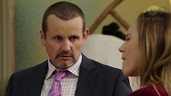 Toadie Rebecchi, Sonya Mitchell in Neighbours Episode 7488